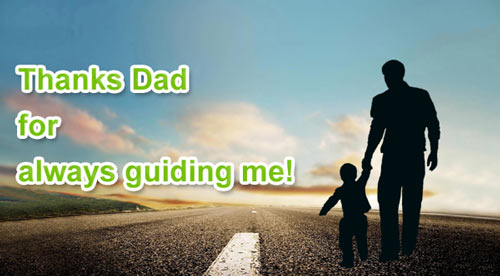 My Father, My Guide