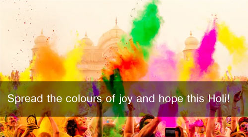 Colours of Joy