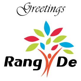 Rang De Greetings